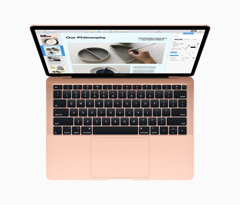 MacBook Air обновился с дисплеем Retina и двумя USB Type-C2