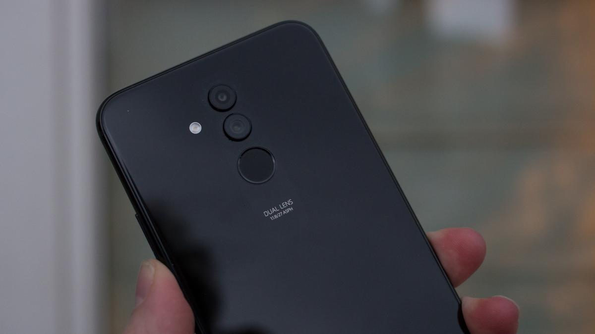 Huawei Mate 20 Lite оснащён четырьмя камерами с AI6
