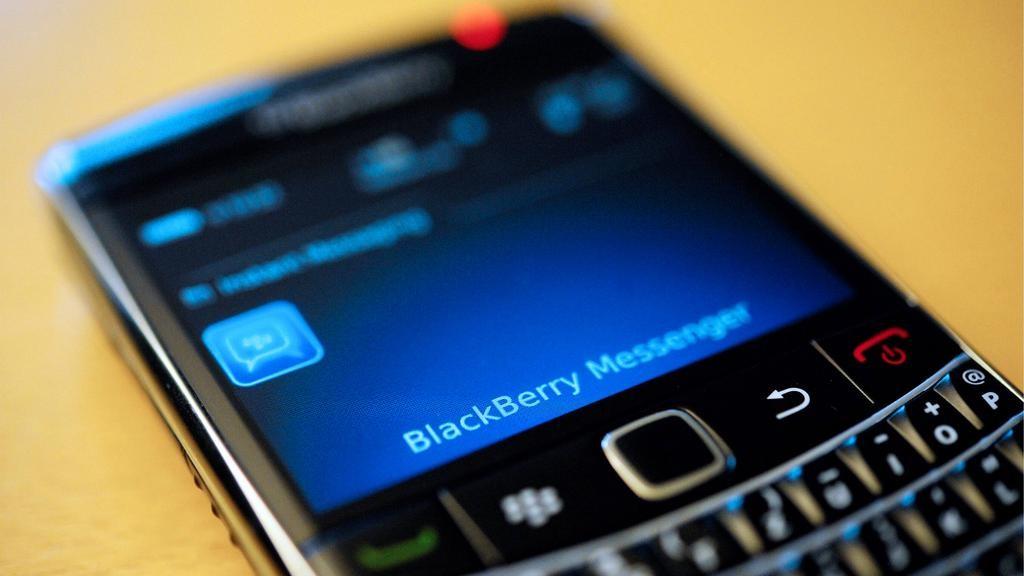 BlackBerry Messenger прекратит работу 31 мая