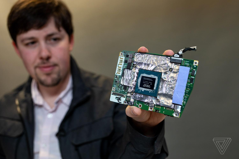 Alienware Area-51m — игровой ноутбук с возможностью обновления CPU и GPU1