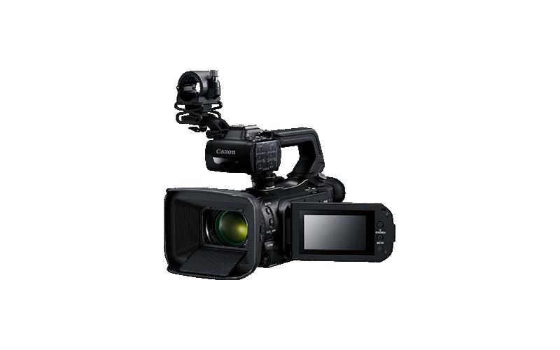Canon представила три профессиональных видеокамеры серии XA7