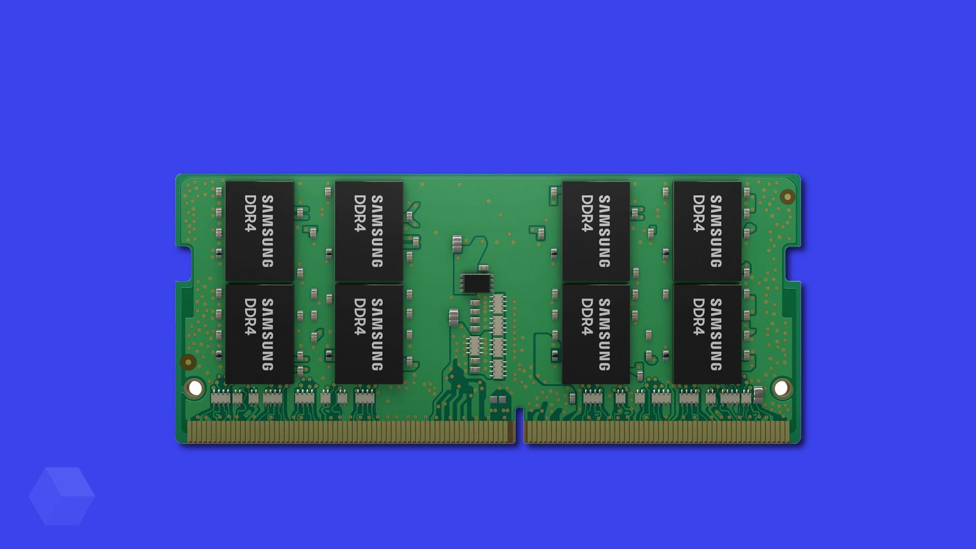Samsung выпустила SODIMM-модули памяти на основе 10-нм технологии