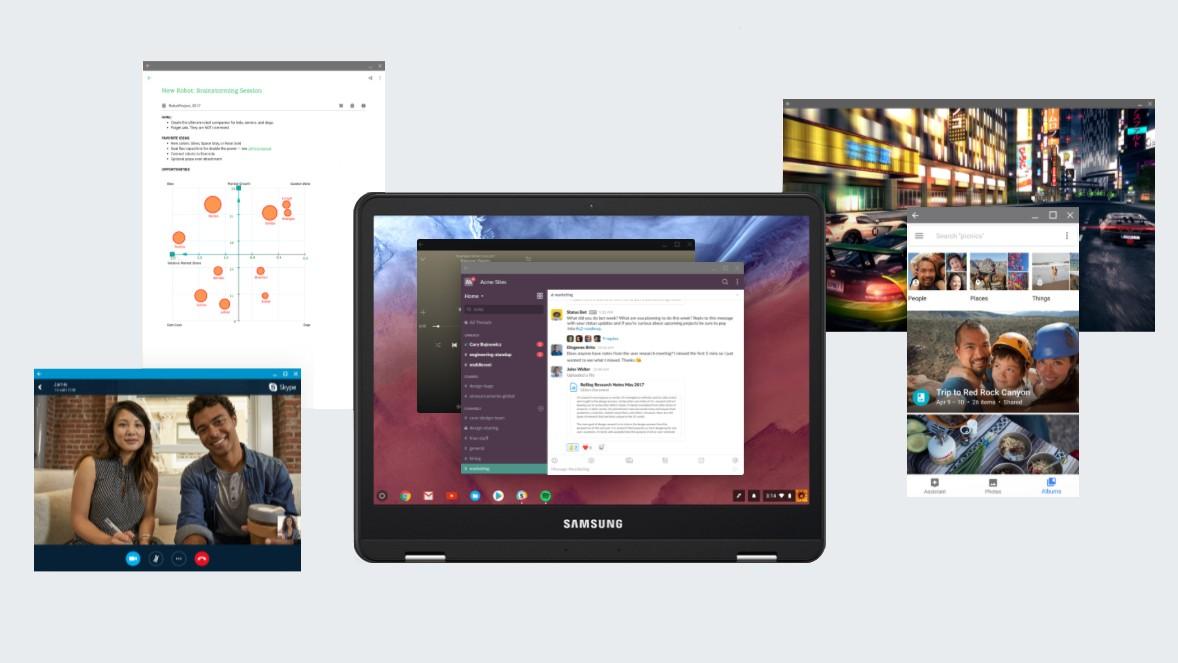 Функция из Android Oreo появится в Chrome OS