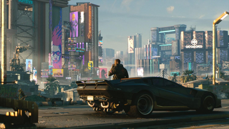 Подробности о Cyberpunk 2077: вид от первого лица и никаких микротранзакций0